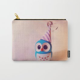 Owly BDay Party Carry-All Pouch