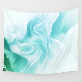 Marble sandstone - ice Wall Tapestry