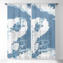 Surfline Sheer Curtain