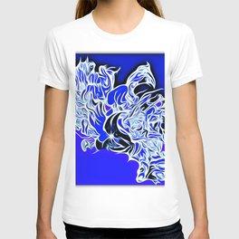 blue 12 T-shirt