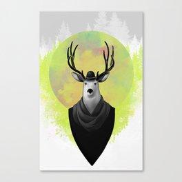Gentledeer Canvas Print