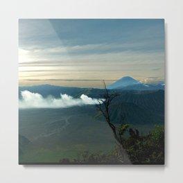 Bromo caldera de tenegger  Indonesia Metal Print