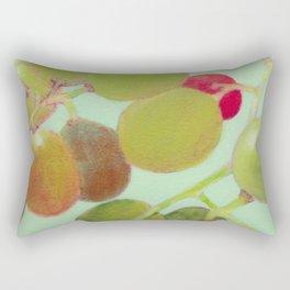 Grapes #8 Rectangular Pillow