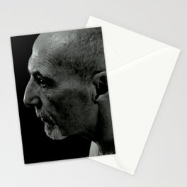 About Face: Marino by James Glines Stationery Cards