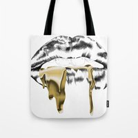 gucci Tote Bags featuring Gucci by s0phism