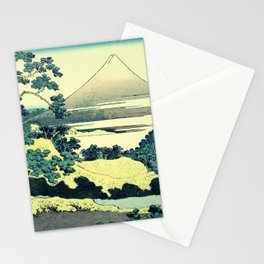 Crossing at Kina Stationery Cards