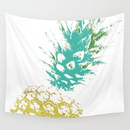 Pineapple breeze Wall Tapestry