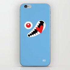 EYE LOVE iPhone & iPod Skin