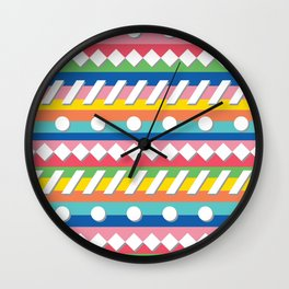 www.iseepattern.com Wall Clock