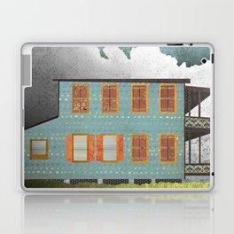 West Indies House Laptop & iPad Skin