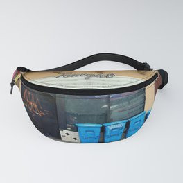 Tonight's Line-up Fanny Pack