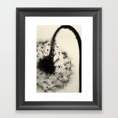 I wish for you and me Framed Art Print