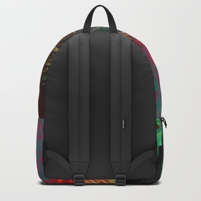 The Crushing Weight of Defeat:  Divide Backpack
