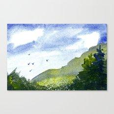 Joyous... Canvas Print