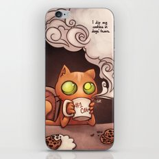 Cookies and cat iPhone & iPod Skin