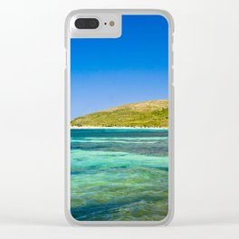 Corse 2.9 Clear iPhone Case