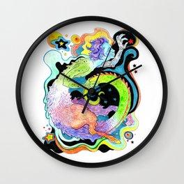 The Shapeshifter Wall Clock