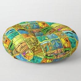BODO Tiki BSquared Floor Pillow