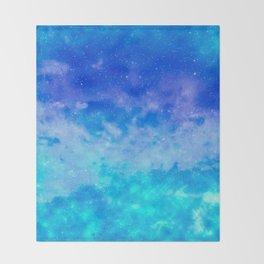 Sweet Blue Dreams Throw Blanket
