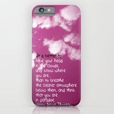 Head in the Clouds iPhone 6s Slim Case