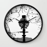 narnia Wall Clocks featuring Narnia 02 by Ian Gazzotti