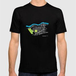 Brownes Addition / Peaceful Valley, Spokane T-shirt
