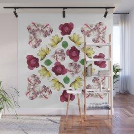 Belle Fleur: Tulips Wall Mural