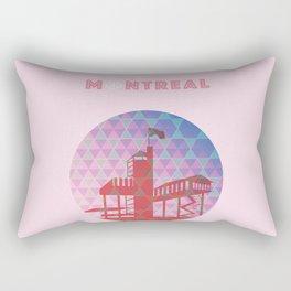 Montreal - Biosphere Rectangular Pillow