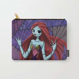 sally nightmare before christmas Carry-All Pouch