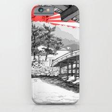 Japanese Bridge Slim Case iPhone 6s