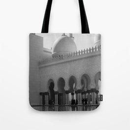 Sheikh Al Zayed mosque Abu Dhabi nº1 Tote Bag
