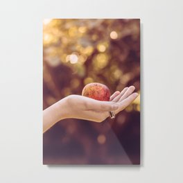 Eat it, now Metal Print