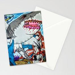 Shark Tank Stationery Cards