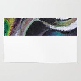 Art print- swirl Rug
