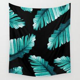 Tropical Banana Leaves Dream #6 #foliage #decor #art #society6 Wall Tapestry