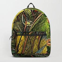 EL JARDÍN DEL EDÉN Backpack