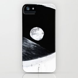 An Introverted World iPhone Case