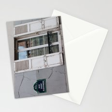 Rue Saint Eleuthere Stationery Cards
