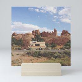 Rock Camper Mini Art Print