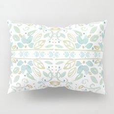 Boho floral Pillow Sham