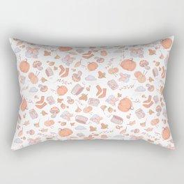 Autumn- Fall pattern Rectangular Pillow
