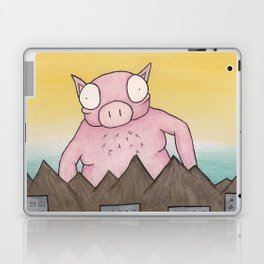 Mr. Pig Laptop & iPad Skin