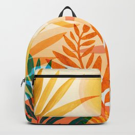 Golden Hour / Abstract Landscape Series Backpack