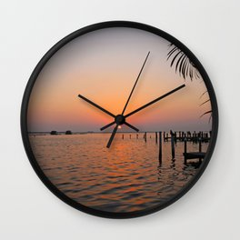 Lovely Lumière Wall Clock