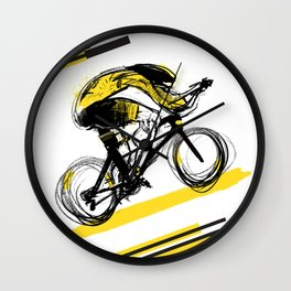 The Time Trial Wall Clock