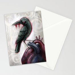 Heart thief Stationery Cards