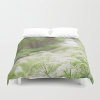country Duvet Covers featuring Country Road by Pure Nature Photos