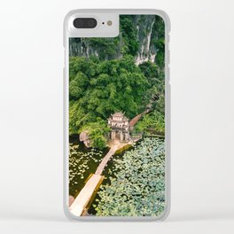 Tam Coc Bich Dong Clear iPhone Case