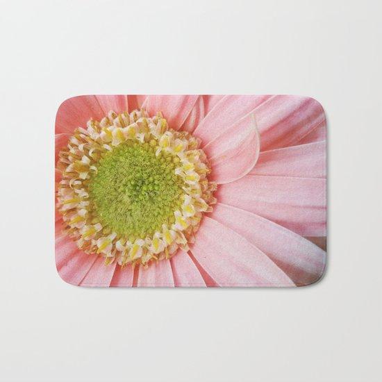 Flower #4 Bath Mat