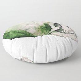 Skull 06 Floor Pillow